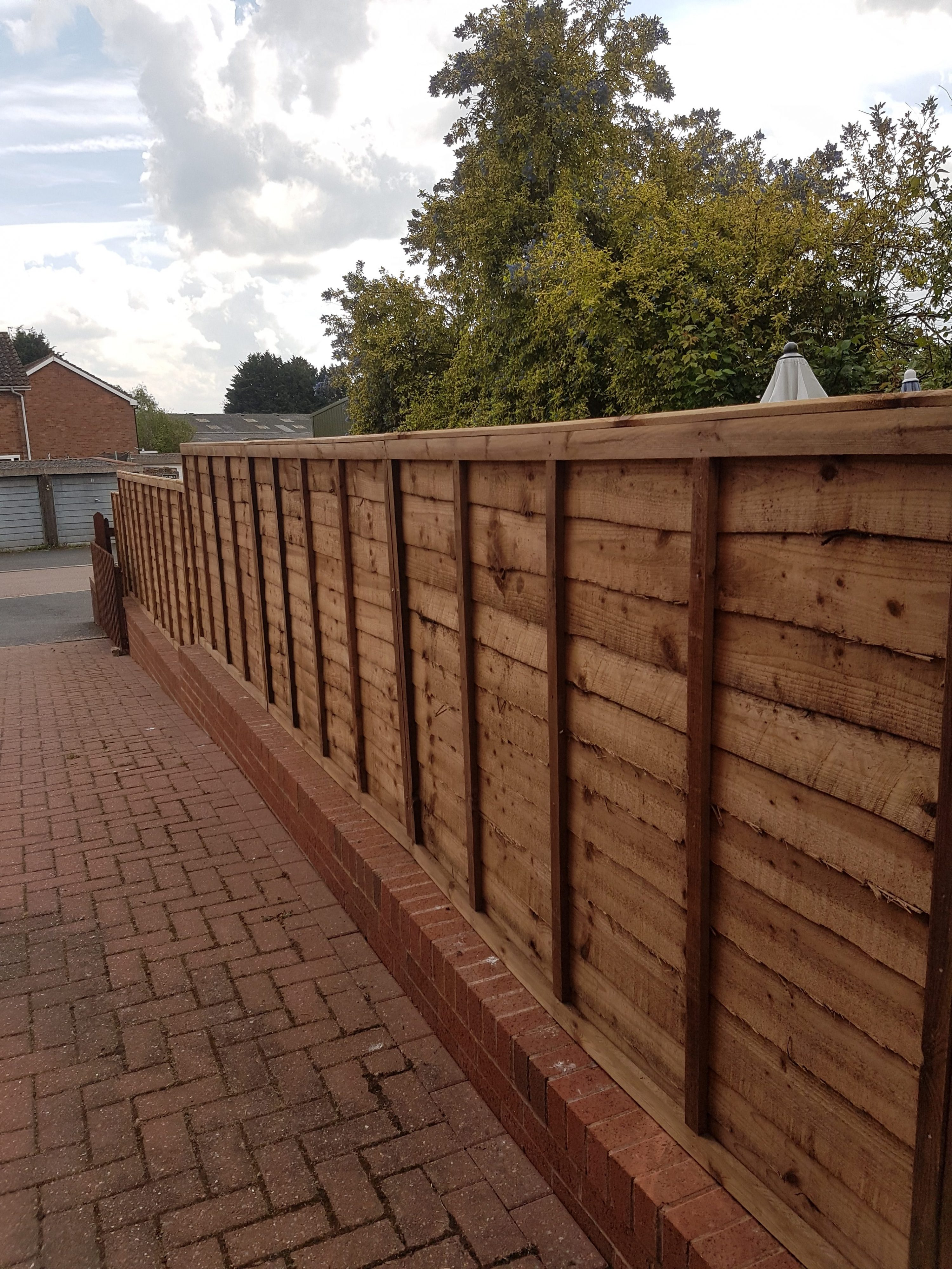 Property Fence Installation 5